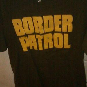 Border patrol tshirt
